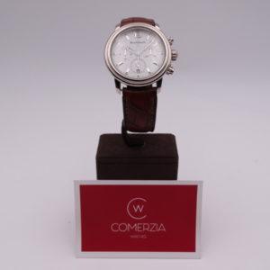 blancpain leman chronograph gold 6250