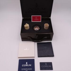 corum bubble tiger limited edition 8631