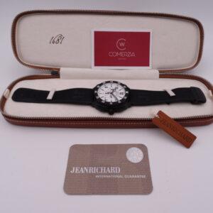 jeanrichard aeroscope chronograph 4559
