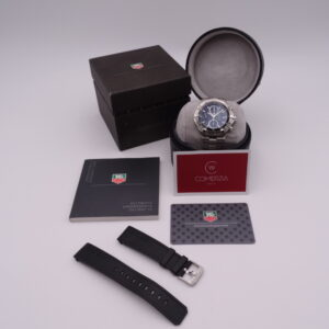 tag heuer aquaracer 300m chronograph caf2110 4527