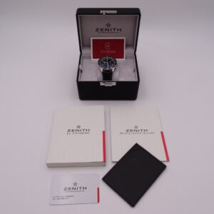 zenith pilot type cairelli limited edition 8812