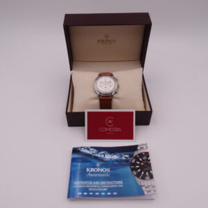 kronos automatic chronograph 9498