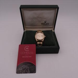 Rolex Date Gold 1503 8428