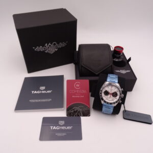 Tag Heuer Carrera Chronograph 160th Anniversary Limited 9545
