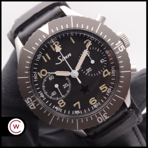 SINN 155 Revolution Chronograph
