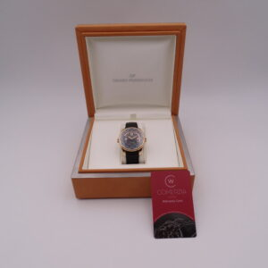 GIRARD PERREGAUX WW.TC World Time Small Second Gold 01549