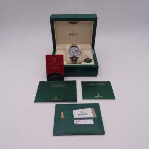 Rolex Submariner Date 116610 stickers 01651