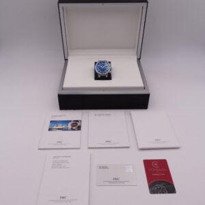 IWC Aquatimer Chronograph Tribute to Calypso Limited 03340