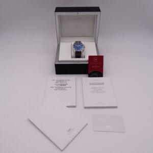 IWC Pilot Chronograph Le Petit Prince 00707