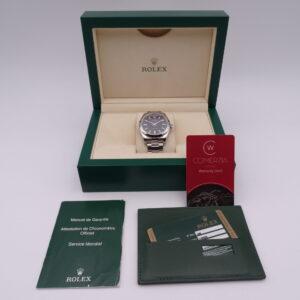 Rolex Milgauss 116400 02521