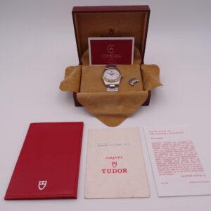 Tudor day Date Steel Gold 8151