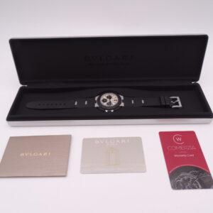 Bvlgari Aluminium Chronograph 03668