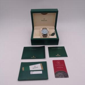 Rolex Milgauss Blue 116400GV 05654