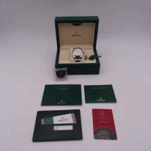 Rolex Milgauss White 116400 05678
