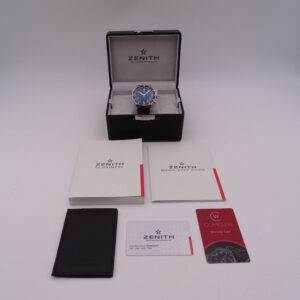 Zenith Heritage Revival Pilot Type Cairelli Limited 05626